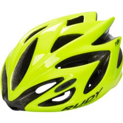 KASK RUDY PROJECT RUSH YELLOW FLUO M