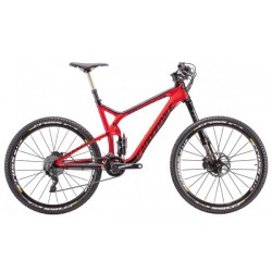C-DALE 27,5 TRIGGER CARBON 2 S 2015 RED