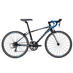 """GIANT 24"""" TCR JR ESPOIR 50060120 BLACK/BLUE"""