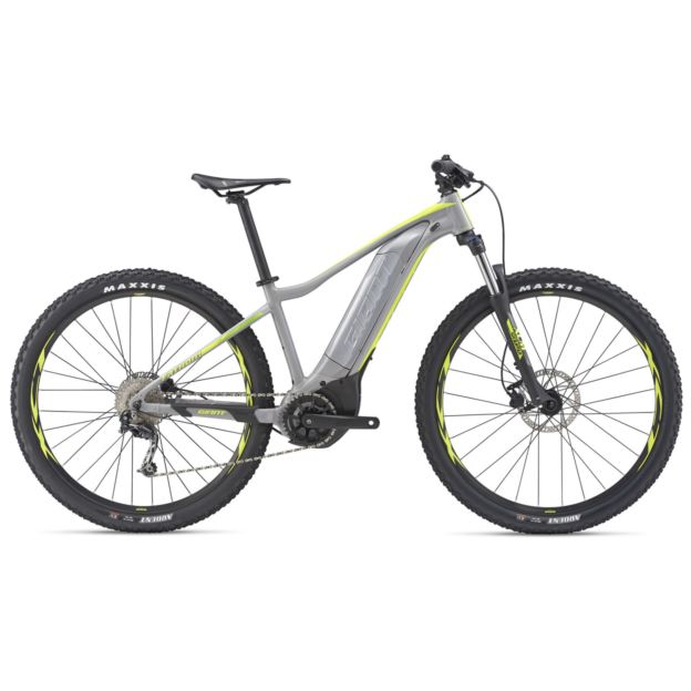 GIANT 29 FATHOM E+ 3 29ER M 90075715 GREY 2019