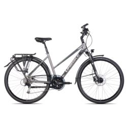UNIBIKE 28 EXPEDITION D 17 9050300121 GRAFIT CZARN