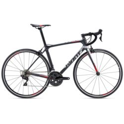 GIANT 28 TCR ADVANCED 2 L 90001616 BLACK MET. 2019