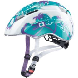 KASK UVEX KID 2 MINT STRAWBERRY 46-52