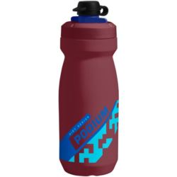 BIDON CAMELBAK PODIUM DIRT SERIES 620ML BURG./BLUE
