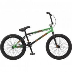 "GT 20"" TEAM 20,75"" JPL G48308M20/GRN BLK/GREEN"
