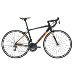 "GIANT 28"" CONTEND 1 XL 80003037 BLACK/ORANGE"